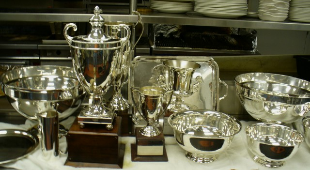 Silver polishing of all your diningware needs