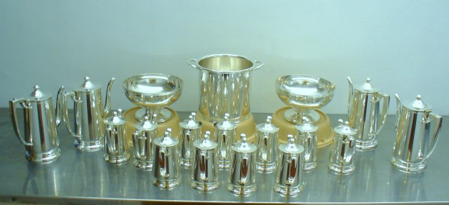Silver polishing is our specialty