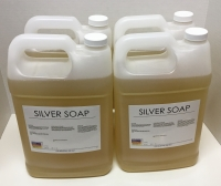 Silver Soap - Case/4 gallons
