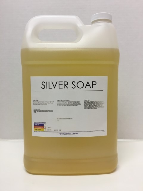 Silver Soap - 1 Gallon