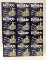 Twinkle Silver Polish Kit (12 pack)