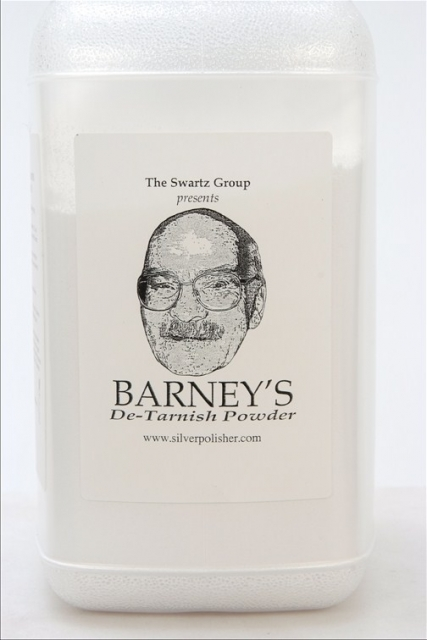 Barney's De-Tarnish Powder