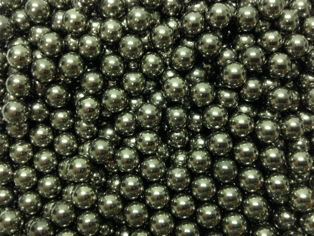 "3/16"" Stainless Steel Burnishing Balls"